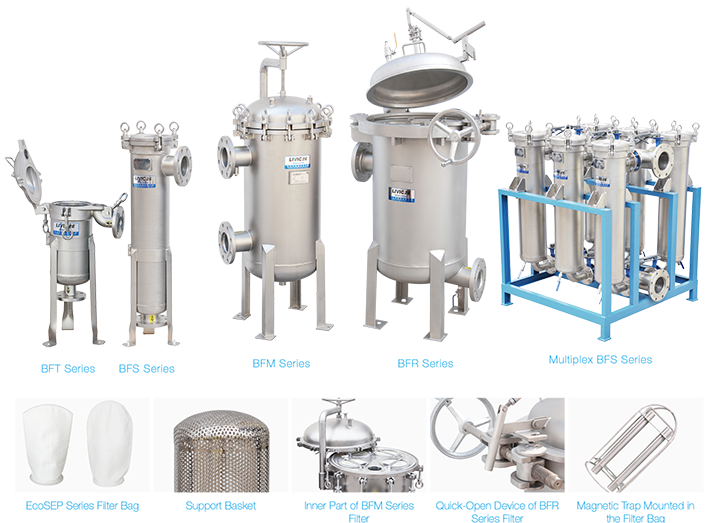 Livic by Newark Filtration Systems Line
