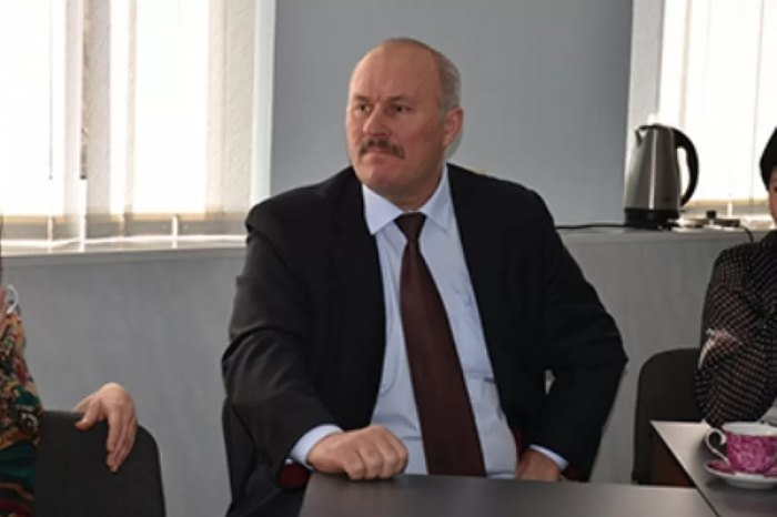 Екс-начальник обласного управління МВС в Луганській обл Володимир Гуславський