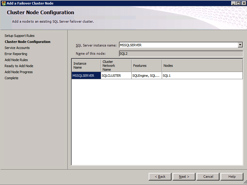 How to Configure a SQL Server 2008 R2 Failover Cluster