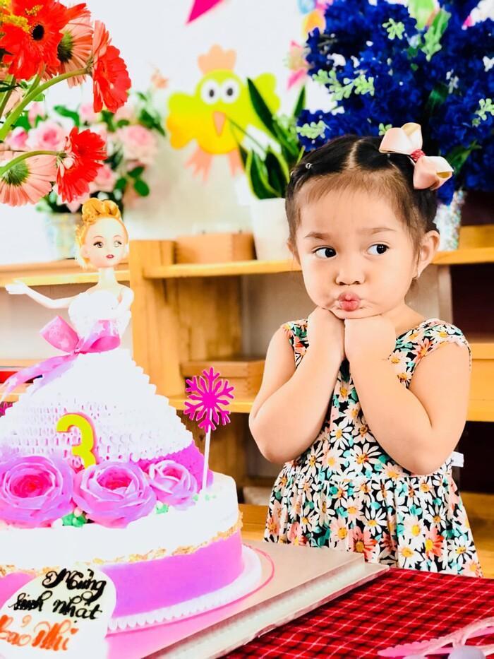 Con gái Lê Dương Bảo Lâm tuyên bố không lấy chồng khi thấy ba mẹ 'chia tay' Ảnh 3