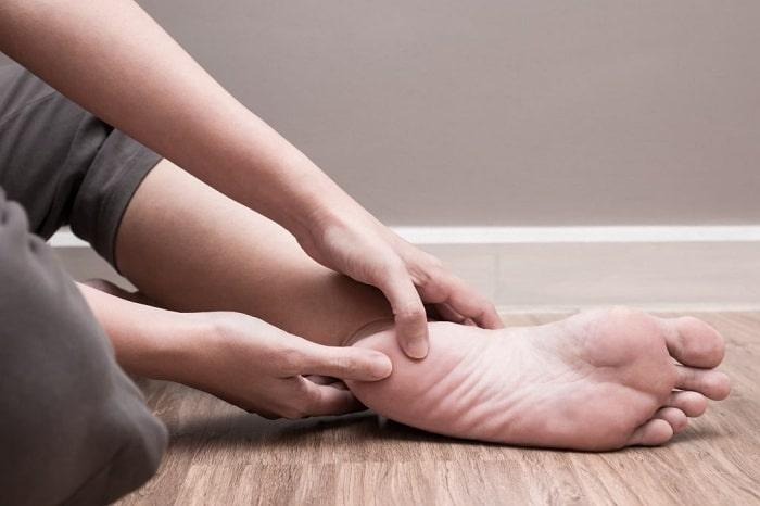 Các mức độ bong gân cổ chân khác nhau