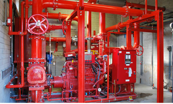 Thi công lắp đặt hệ thống PCCC bằng nước