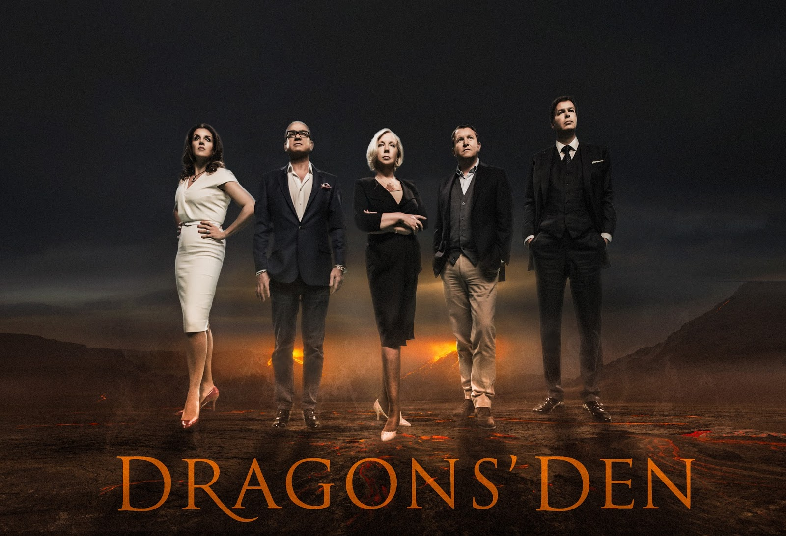 Dragon's Den- investment show