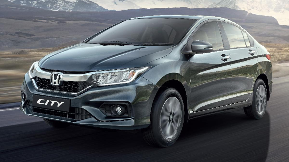 Honda City BS6 petrol launched in India, price starts at Rs 9.91 ...