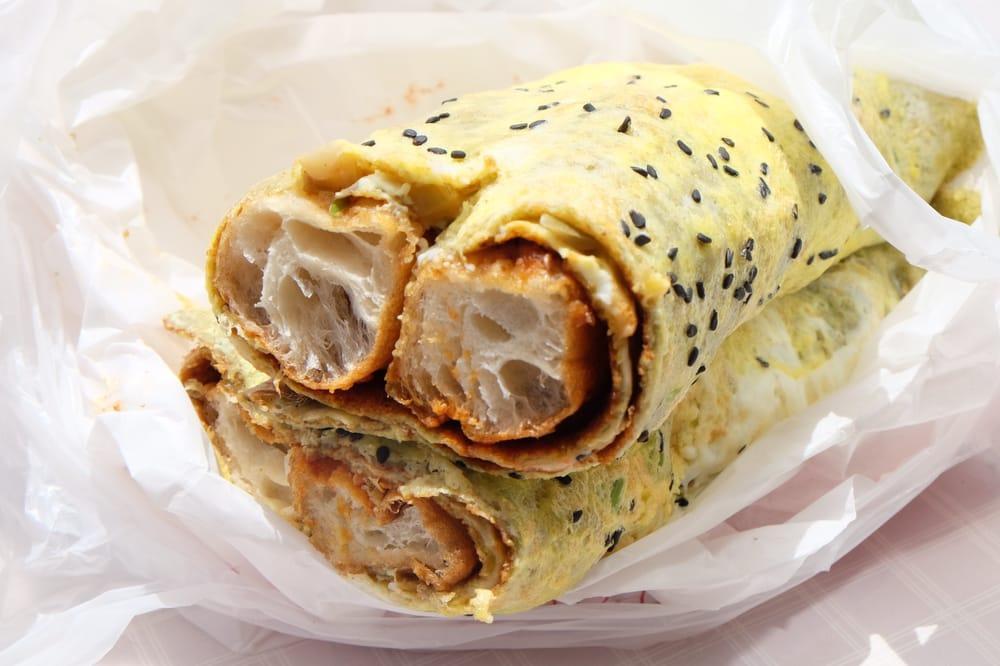 Photo of Tian Jin Dumplings - Oakland, CA, United States. Irresistible color