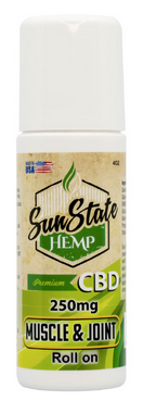 SunState CBD roll-on