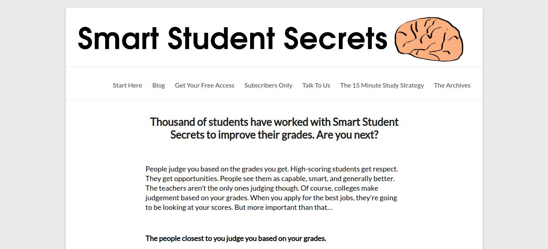 smart student secrets