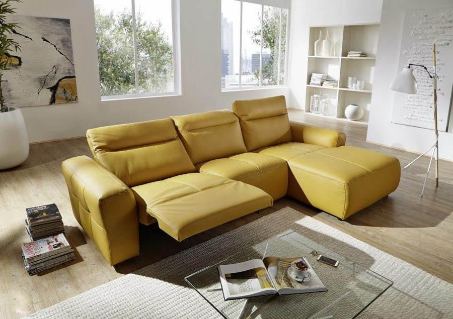 Ghế sofa góc? Chúng tôi chọn một đồ nội thất gia đình!