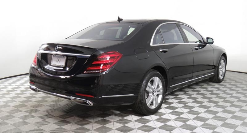 Mercedes-Benz S550 Review