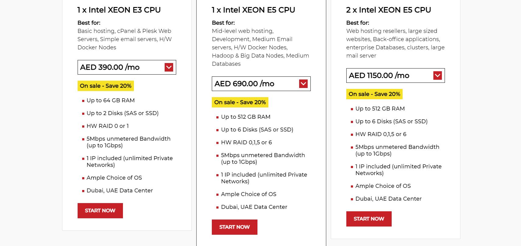 Dedicated Servers In Dubai- UAE's Best Dedicated Server Hosting