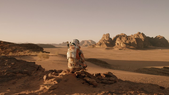 Matt Damon in the Martian, Scientists Tutors Sherpa