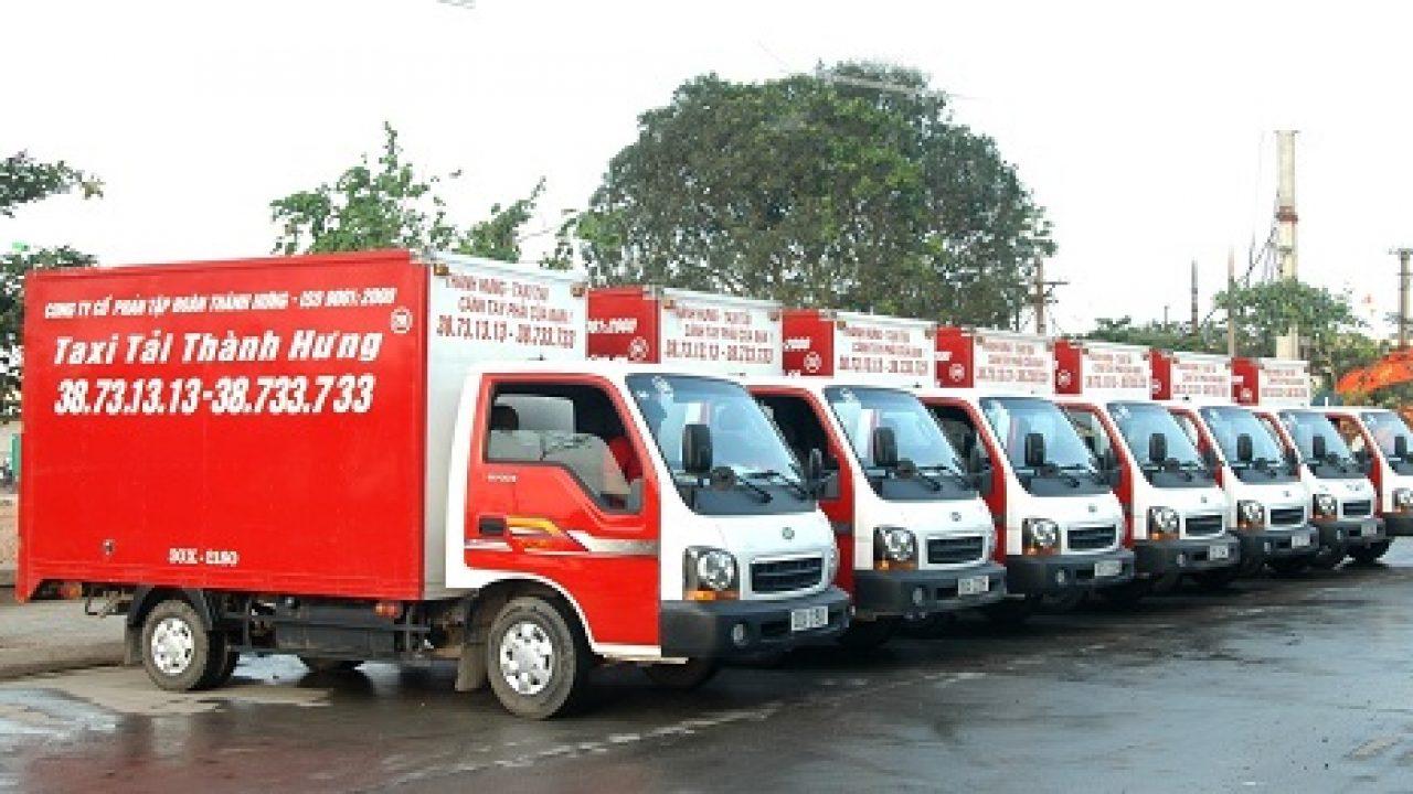 Dịch vụ xe tải tphcm nào tốt?