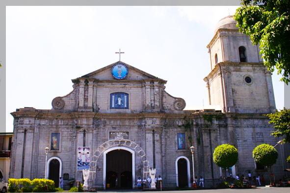 Imus Cathedral in Cavite Philippines