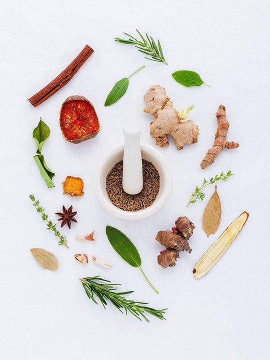 Hierbas, Naturales, Industria Farmacéutica, Verde