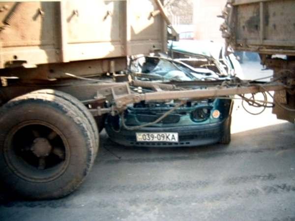 Фото аварии