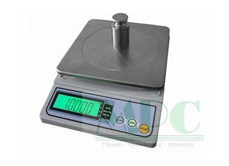 Một mẫu cân điện tử cỡ nhỏ 5kg của Minh Phúc