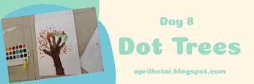 Dot Trees ~ Memicu Kreativitas Anak