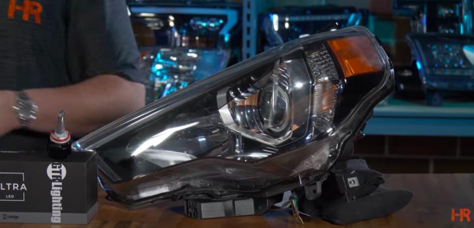 Best and Brightest: Top 25 Headlight Bulb Shootout - Toyota 4Runner