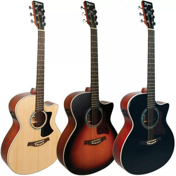 Tagima TW-29, modelo de guitarra acústica con buen precio