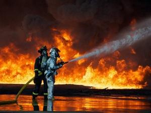 Gửi anh người lính chữa cháy