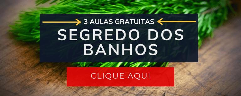 AULAS GRATUITAS BANHOS DE ERVAS