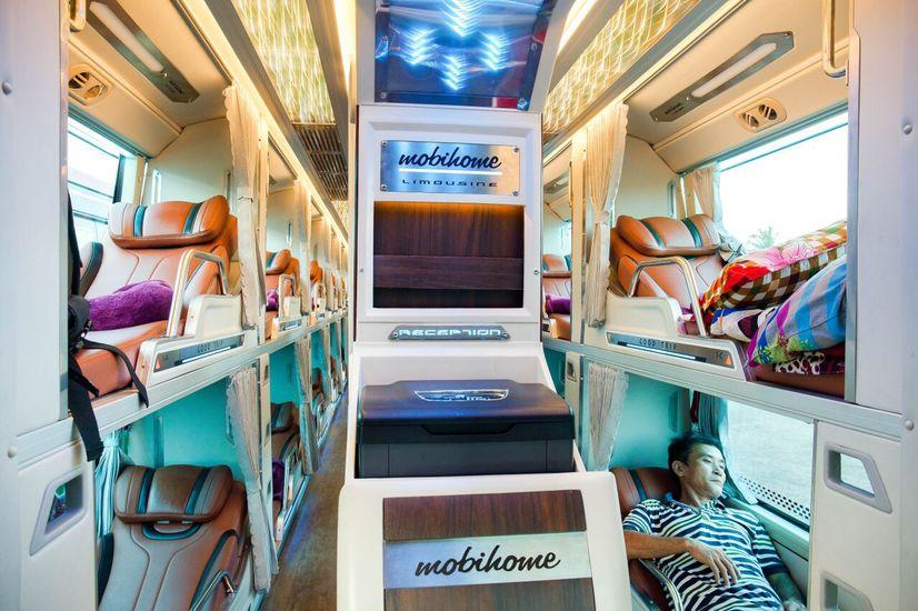 Xe Liên Hưng Limousine 32 giường