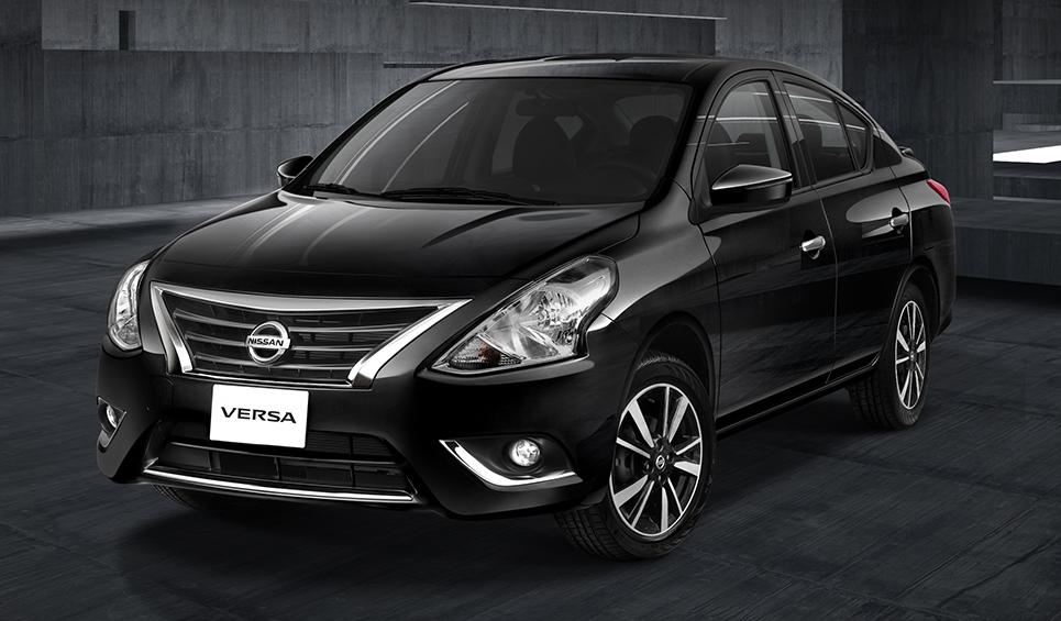 Nissan Versa 2019 ext 1
