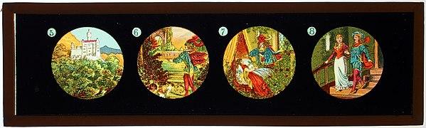 File:Magic lantern image, Sleeping Beauty part 2.JPG