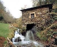 Resultado de imagen de molino de agua asturiano