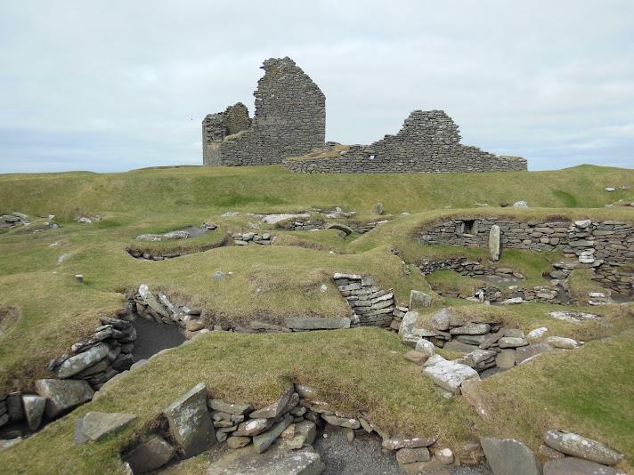 Jarlshof, Shetlands