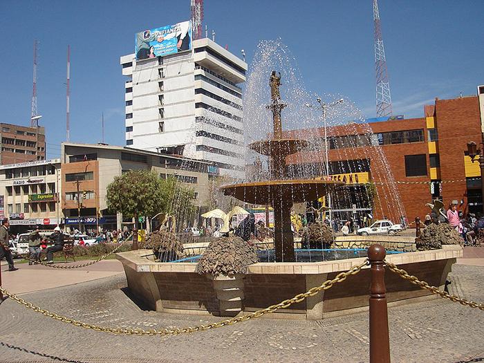 Descubre Huancayo y conoce su singular terminal terrestre
