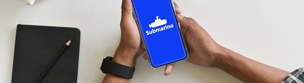 submarino - capa