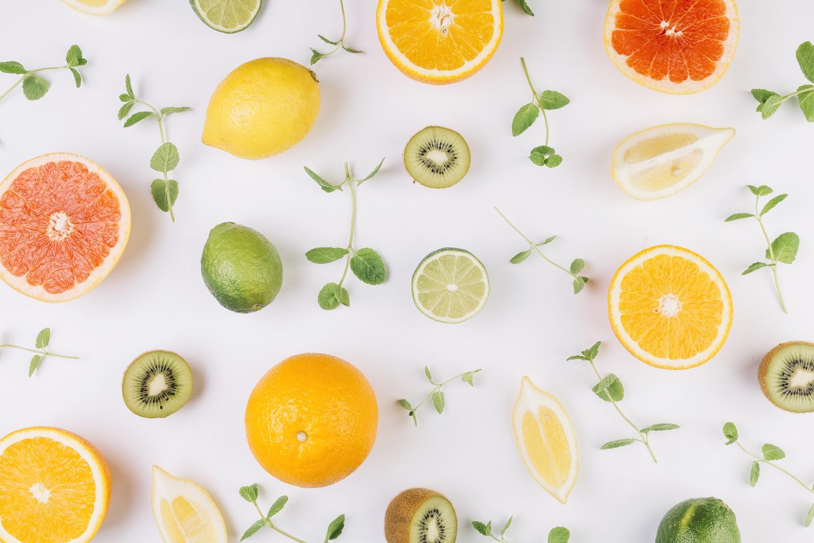 Immunity-boosting Foods -Citrus Fruits
