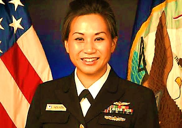 Trung tá Bác sĩ Hải quân Hoa Kỳ Josephine Nguyễn Cẩm Vân