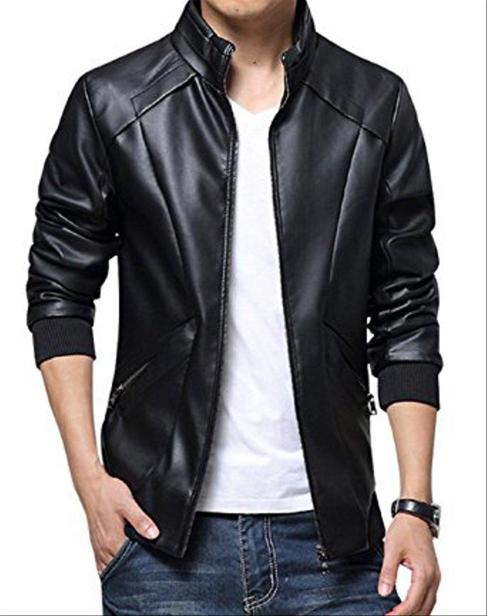 bahan jaket kulit korea