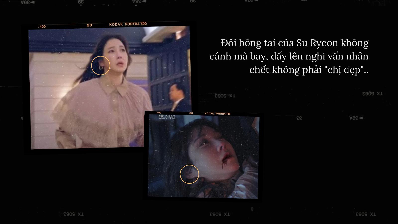 4 câu hỏi to đùng cần lời giải ở Penthouse 2: Chị đẹp Lee Ji Ah sống hay chết, trả lời mau! - Ảnh 2.