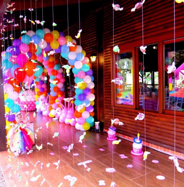 Decoração de aniversário infantil em Porto Alegre - Sítio da Figueira