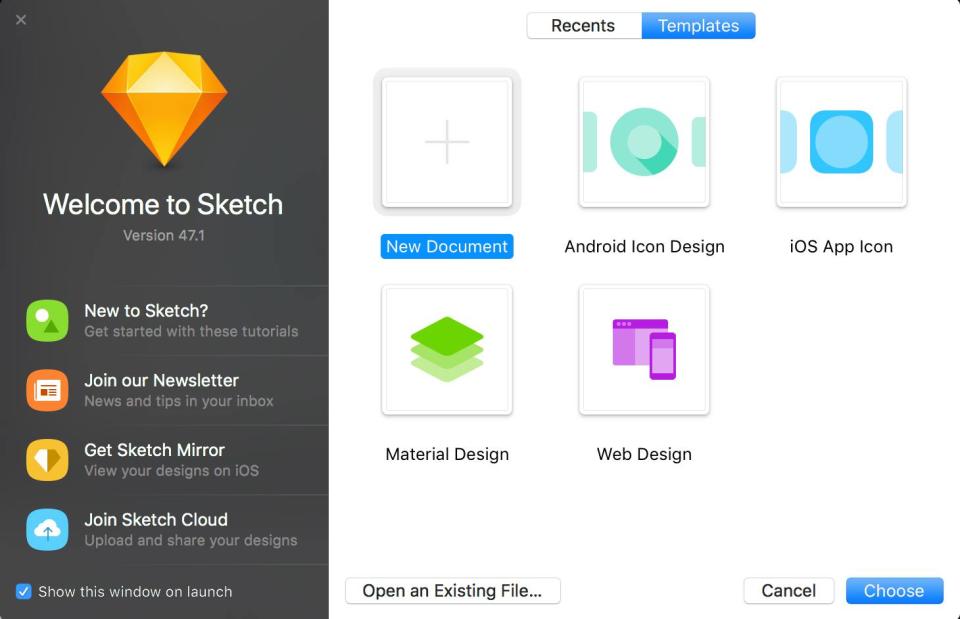 sketch social media marketing tool