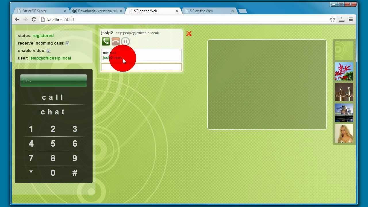 Jssip phần mềm mã nguồn mở giúp bạn thực hiện các cuộc gọi thoại dễ dàng, nhanh chóng