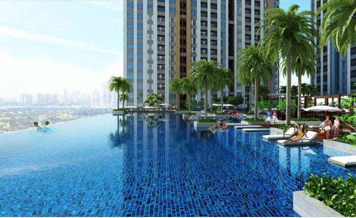 Dự án Eco Green Saigon Quận 7