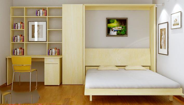 Giường gấp mang đến nhiều tính năng khác nhau