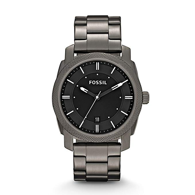 Fossil makes a great men's watch for your Father's Day gift.