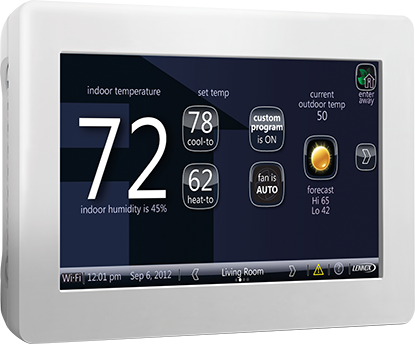 Touch Screen Thermostats not working