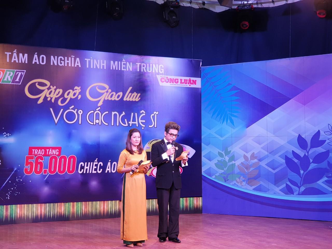 chương trình gặp gỡ giao lưu với đài truyền hình quảng nam