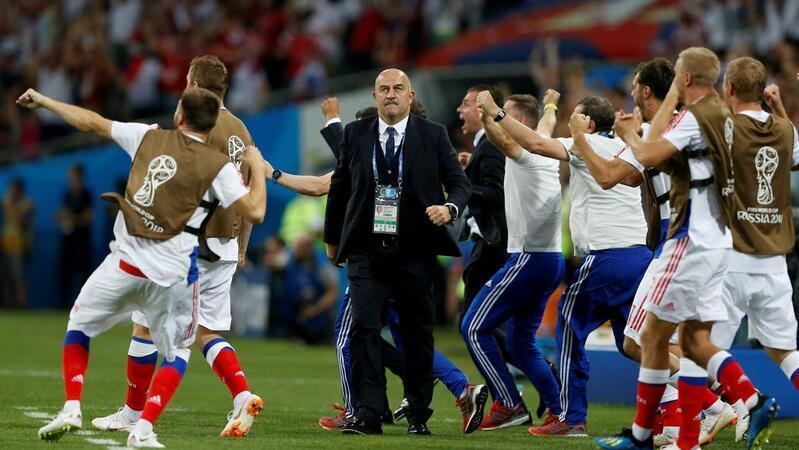 A Rússia é uma das 20 seleções já apuradas para o Euro2020