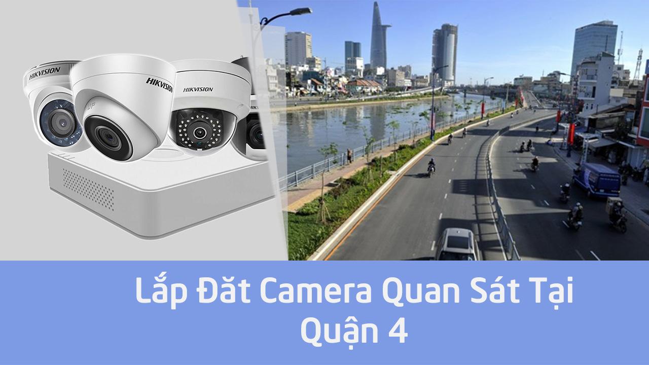 Lắp đặt camera quận 4 giúp bạn giám sát nhân viên đang làm việc hiệu quả