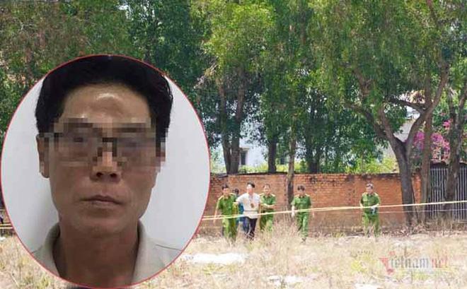 Họp báo thông tin vụ bé 5 tuổi bị sát hại ở Vũng Tàu: Nghi phạm