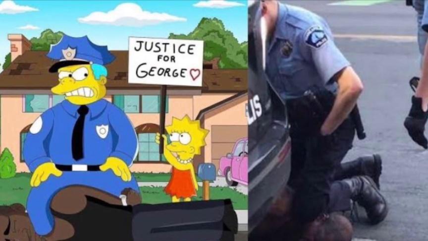 Simpson predicted trumps death ?