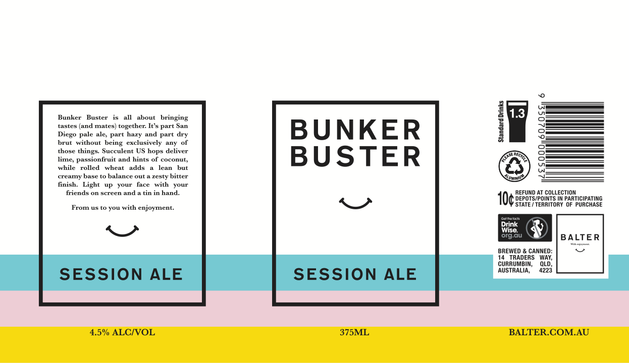 Balter - Bunker Buster