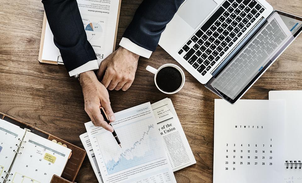 Office, Business, Paperwork, Document, Laptop, Agenda